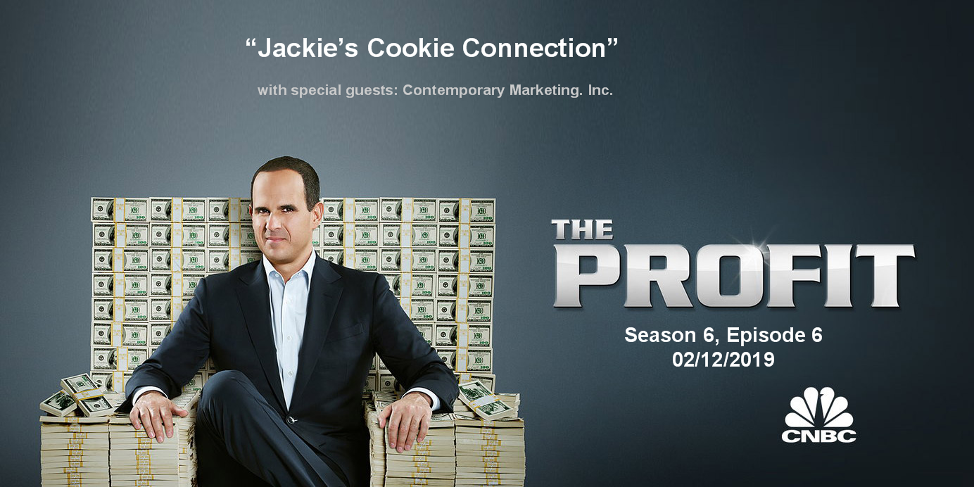 """The Profit""- ""Jackies Cookie Connection"""